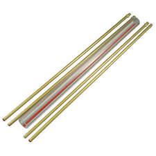 Penberthy 1Lg-20R Glass Rod Kit,Red Line,5/8In Dia,20In L