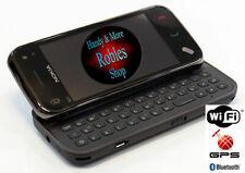 Nokia N97 Mini 8GB Braun (Simlock Frei) 5MP WLAN 3G GPS 4BAND Original Finland