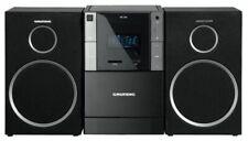 Grundig MS 240 Stereoanlage mit CD-Player - Kassette - USB-Anschluss - SD Karten