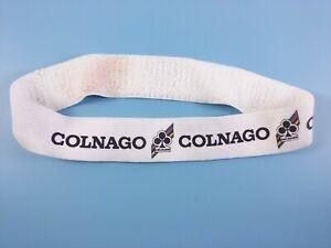 Vintage Colnago cycling headband