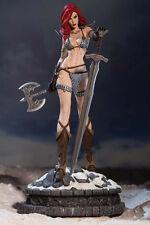 Dynamite NIB * Red Sonja * Diamond Eye Fantasy Statue Conan Limited Ed Figurine