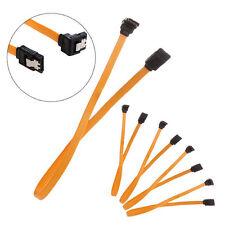 5pcs SATA ATA RAID DATA HDD Serial Hard Drive Straight-Right Angle Signal Cable