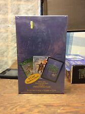TOWERS IN TIME Factory Sealed LIMITED CCG CARD GAME BOOSTER BOX