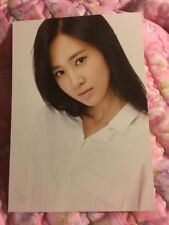 SNSD SM Yuri Girls Generation Postcard Card Photocard Card Kpop K-pop
