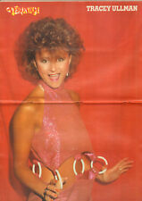 VERONICA 1983 nr. 51 -  TRACEY ULLMAN (POSTER) / FRANCESCA ANNIS / JODY PIJPER