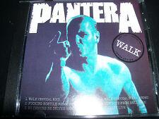 Pantera Walk Rare Australian 6 Track CD EP - Like New