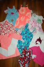 NWT Girls 5 5T Spring Summer 11 Piece Lot Sets Dresses Swimsuit  RV $215