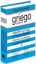 Diccionario griego-español. NUEVO. Nacional URGENTE/Internac. económico. DICCION