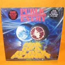 """1990 DEF JAM RECORDINGS Public Enemy-Fear of a Black Planet 12"""" LP Album Vinyl"""