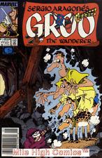 GROO THE WANDERER (1985 Series) #77 NEWSSTAND Near Mint Comics Book