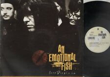 "AN EMOTIONAL FISH Lace Virginia  12"" Ps, 3 Tracks, Full Length Version/Move On/T"