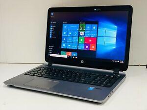 """HP 450 G2, Intel Core i5-4210U, 8GB RAM, 750GB HDD, 15.6"""" screen"""