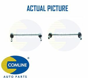 2 x NEW COMLINE FRONT DROP LINK ANTI ROLL BAR PAIR OE QUALITY CSL5054