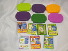 Rare Taco Bell digimon digital monsters 7 tin cards 6 plastic digi devices toys