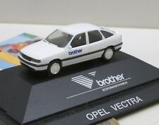"Herpa Sondermodell: Opel Vectra  ""Brother""  PC Modell"