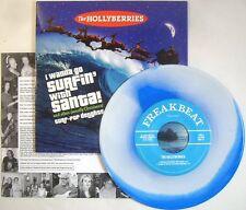 "HOLLYBERRIES Boards & Bikinis Rule (Down at Malibu) Surf Summer Pop 45 7""  EP"