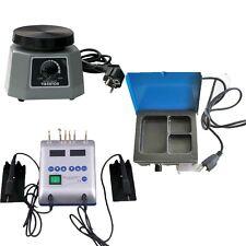 Dental Electric Waxer 2 Carving Pen Tip Analog Wax Heater Pot Round Vibrator UU4