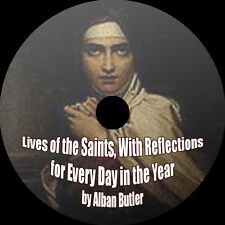 Lives of the Saints, With Reflections for Every Day in the Year, 1 MP3 CD