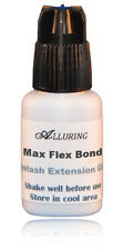 **New** ALLURING Max Flex Bond Glue 10ml Eyelash Extensions Adhesive Strong Fast
