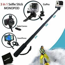 Xtech® for GoPro HERO3+ Hero 3+ Extendable Waterproof Handheld Monopod POLE