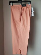 NWT ALFRED DUNNER SIZE 12 PANTS CAPRI GROUP NAME: LOS CABOS MSRP $48