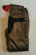 NWT Adidas Porsche P5000 Ski Pants NEW Recco Skiing Snowboard Winter Gold Sz XL