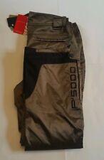 NWT Adidas Porsche P5000 Ski Pants NEW Recco Skiing Snowboard Winter Gold Sz XL
