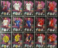 2020/21 Match Attax UEFA Champions - Wildcards Special Sub-Set (15 cards) Fati