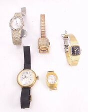 LOT 5 MONTRES DOMI CITIZEN MATANA GUDEX MOUVEMENT MECANIQUE AUTOMATIQUE (B396)