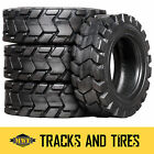 10-16.5 (10x16.5) Camso SKS 775 10-Ply Skid Steer Tires: Pick Your Rim Color