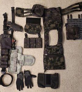 Spiritus Systems LV119 MC Black Size medium full multicam black/black kit