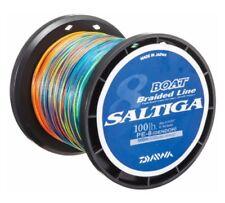 Daiwa Saltiga Boat Braided Line For Dendoh Style Fishing 100 lb Test 550yd 100lb