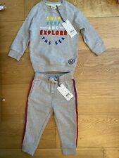 Fearne Cotton Tracksuit Baby Toddler Age 1 - 1.5 Years Brand new With Tags