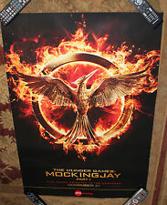 Exclusive AMC The Hunger Games Marathon Mockingjay Part 1 Poster (27x40 Inch)