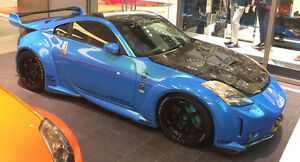 Nissan Fairlady 350Z Z33 Full Veilside Full Kit included with FREE ITEMS