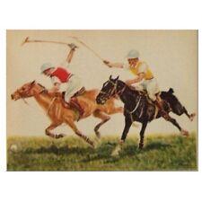 Polo, Close Quarters By Louis Claude