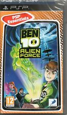 BEN 10: ALIEN FORCE GAME PSP ~ NEW / SEALED