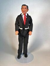 """President George W. Bush 12"""" Talking Action Figure & Stand"""