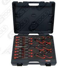 KS Tools ESD ensemble d'outils mécanique, 21 pièces 500.7190 Tournevis Griffe