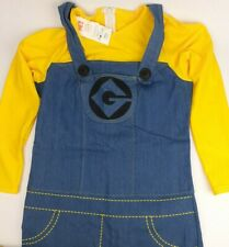 Rubie's Women's Despicable Me 2 Minion Costume w/ Accessories~Womans Small