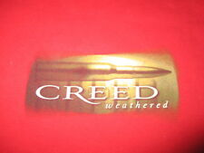 "2003 Creed - Weathered - Bullets"" Concert Tour (Med) T-Shirt"