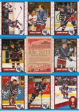 1998-99 OPC O-Pee- Chee New York Rangers Complete Team Set (17)