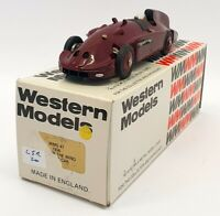 Western Models 1/43 Scale WMS47 - 1936 Speed Of The Wind Record Car