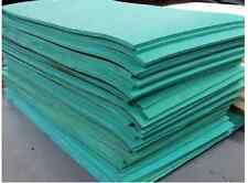 "1 Green Ensolite Firm Flotation Foam 38"" x 72""x 1/2"" Thick"