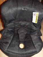 Replacement Cover for Silver Cross Ventura Baby Car Seat  Black