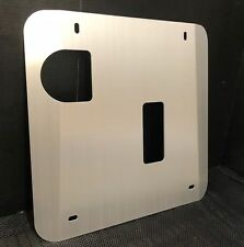 05-18 Challeger/Magnum/300/Charger Skid Plate with V8 Oil Change Access Holes