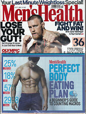 MENS HEALTH September 2016 CONOR McGREGOR + Perfect Body Eating Plan GUIDE @NEW@