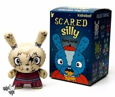 "You Crack Me Up - Kidrobot Scared Silly Dunny Series by The Bots 3"" New"