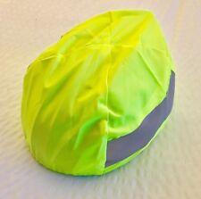 300 Helmet Covers - Hi Viz, Waterproof, Reflective. Suitable for all helmets