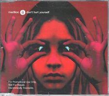 Marillion CD-SINGLE  DON'T HURT YOURSELF  ( PROMO )